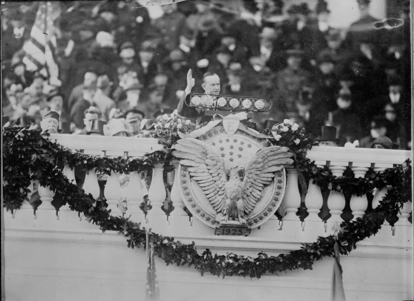 CC inauguration speech 1925