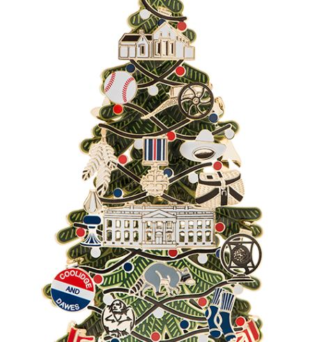 Coolidge Christmas Ornament 2015