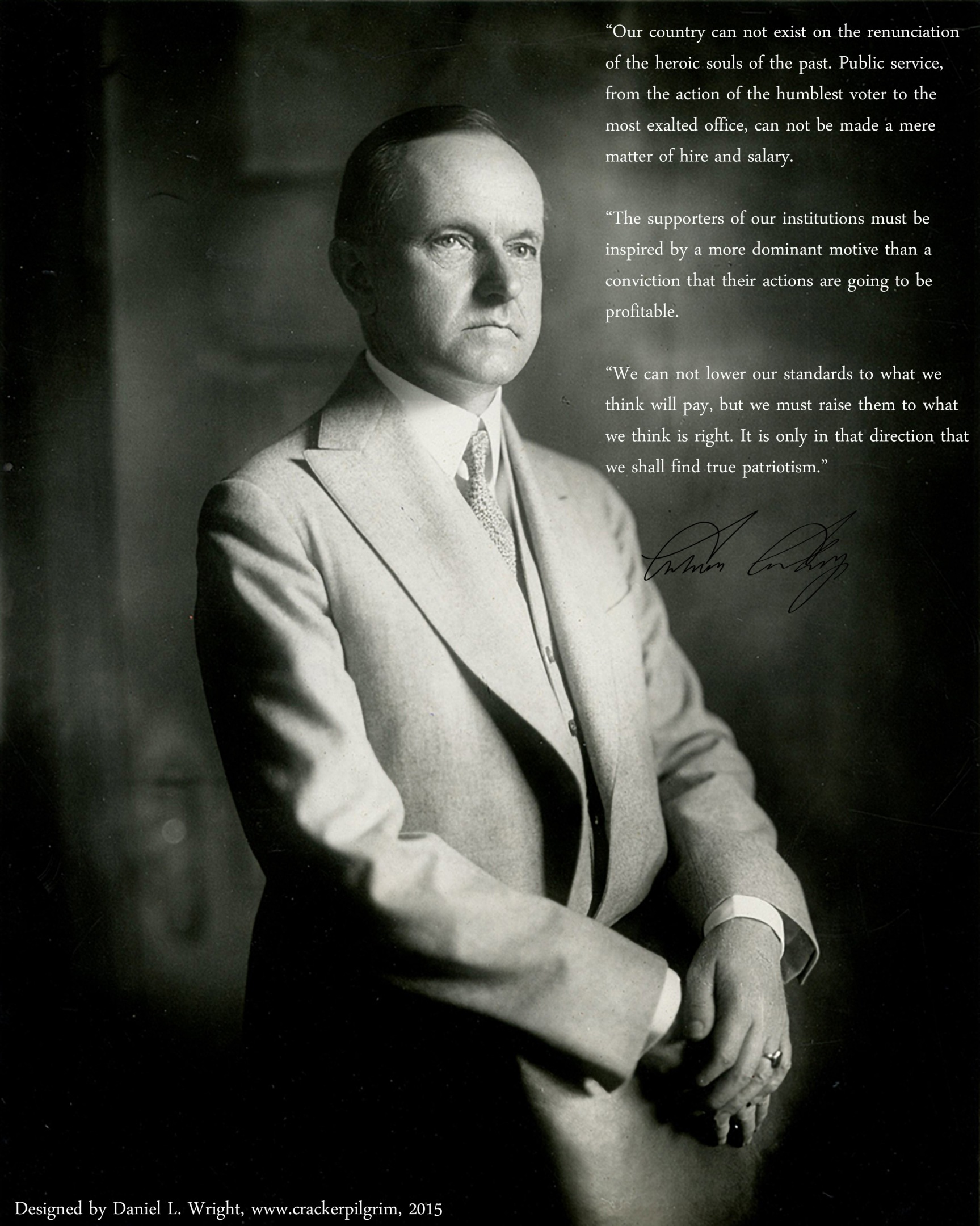 president-calvin-coolidge 1924 quote 1
