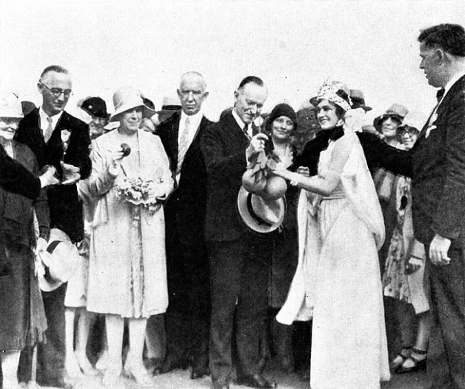 The Coolidges in Florida, January-February 1930