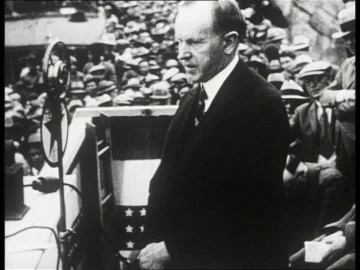 calvin-coolidge-opening-inauguration-lectern-microfone