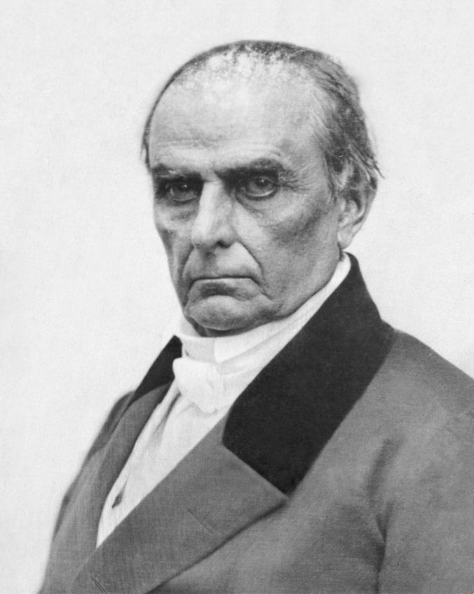 Daniel Webster, c. 1847