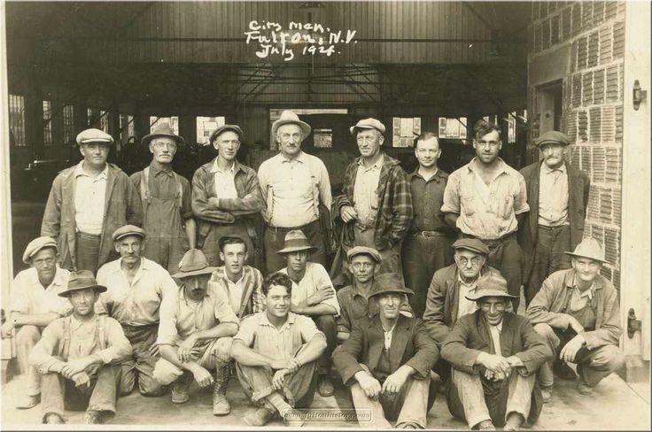 American laborers, 1920s