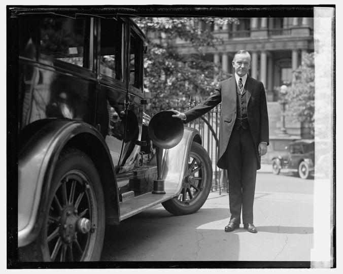 CC campaign radio 1924