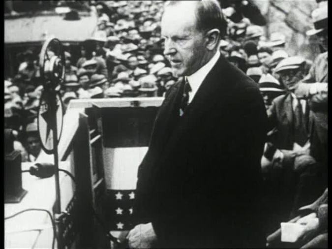 839284896-calvin-coolidge-opening-inauguration-lectern-us-president coolidge dam