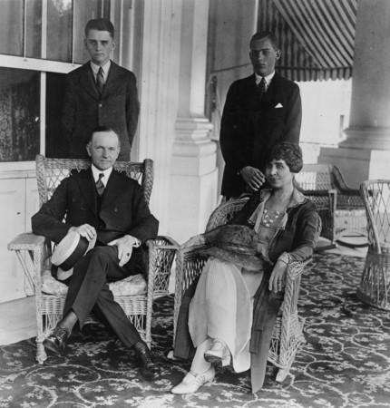 The Coolidge Family