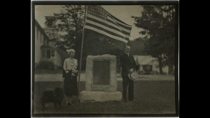 Coolidges-1931