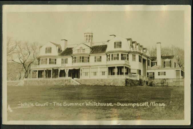 White Court Swampscott 1925