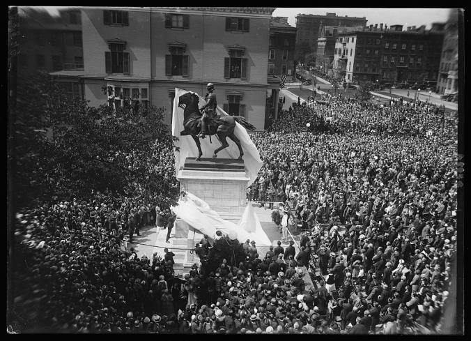 LafayetteMemorial-Dedication-1924