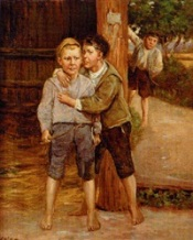 robert-wadsworth-grafton-mischievious-boys