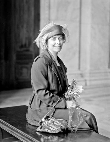 mrs. coolidge, 1921