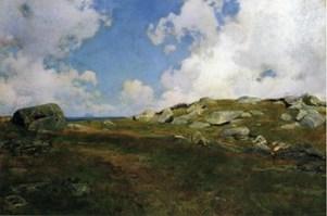 A Murky Day, 1886.
