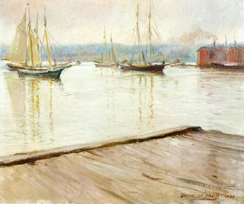 At Gloucester, 1900.