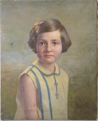 Portrait of a Girl in Yellow