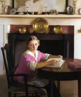 Elizabeth Blaney, 1916.