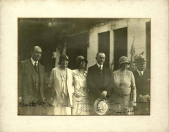 Hamilton_Holt_and_Calvin_Coolidge_Autographed_Photograph