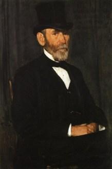 Lambert DeCamp, 1883. Joseph's father.