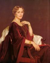 Mrs. Charles Frederic Toppan, 1935.