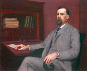 My Father [James Paxton], 1890.