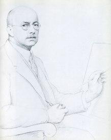 Self portrait, 1910.