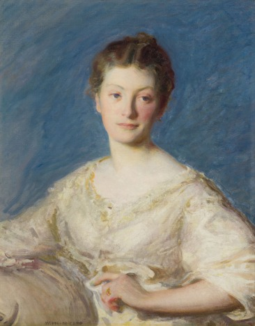 Portrait of a Young Lady, 1896.