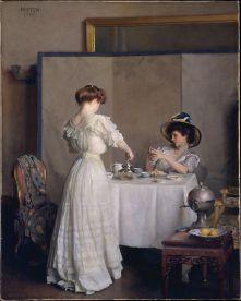 Tea Leaves, 1909.