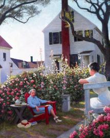 The Conversation, 1940.