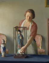 The Figurine, 1921.
