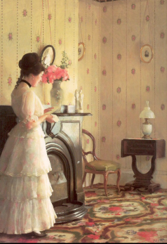 The Front Parlor, 1913.