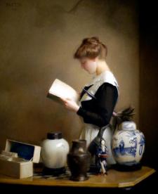 The Housemaid, 1910.