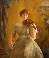 The Kreutzer Sonata, c. 1912-1914.