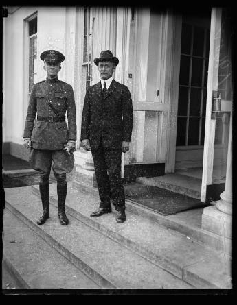 Col.Cheney-Col.Sherrill-1925
