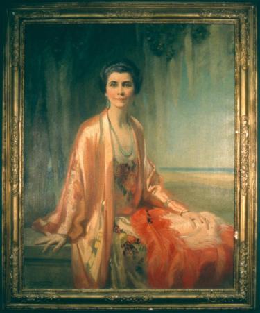 GC portrait Salisbury 1928