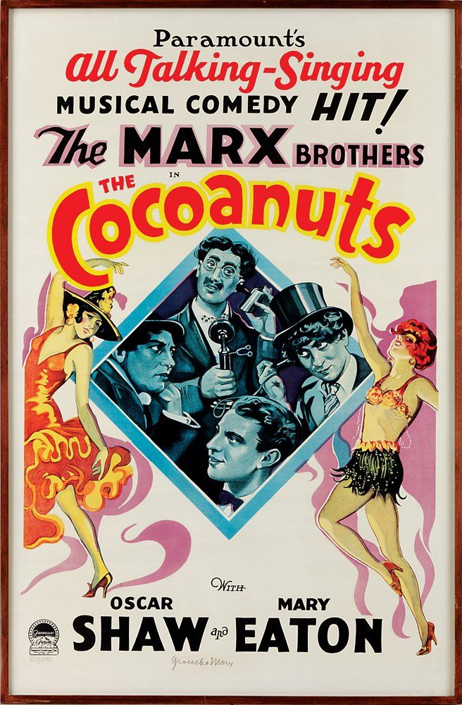 TheCocoanuts