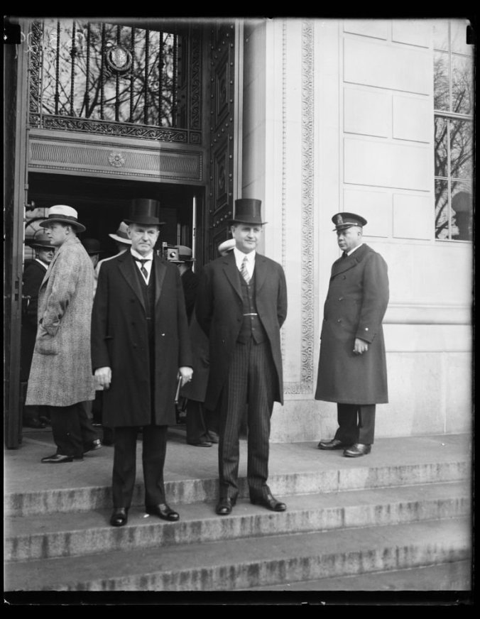 Coolidge-InternationalCivilAeronauticsConference-1928
