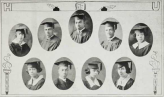 Graduating Class (1924): Top-Alma Thomas, Victor Tulane, Charles Wade, Cyril Walwyn, Janet Whitaker; Bottom-Carrie Williams, Leon Williams, Willie Yancey, Roberta Yancey