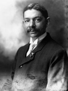 Robert R. Taylor, architect of the Chapel and the designer of most of the Tuskegee campus through several decades. Taylor was already the first black to graduate from the prestigious Massacusetts Institute of Technology (MIT) and would help forge a strong connection between the work of Tuskegee, MIT, and Howard University.