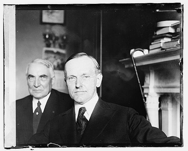 Coolidge-Harding