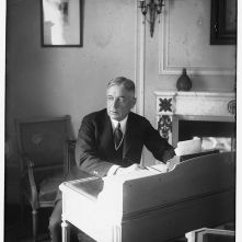 Governor Frank O. Lowden, Illinois