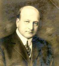 Governor Henry J. Allen, Kansas