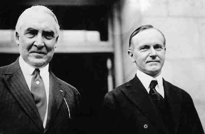 Harding-Coolidge