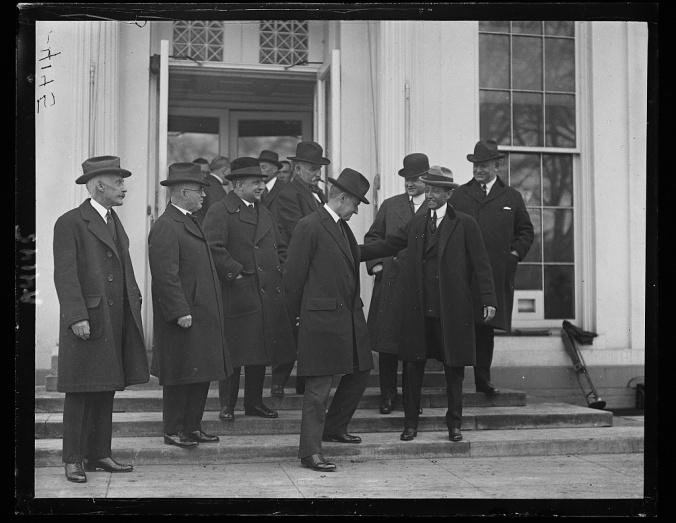 42037v Harding Cabinet Feb-Mar 1922