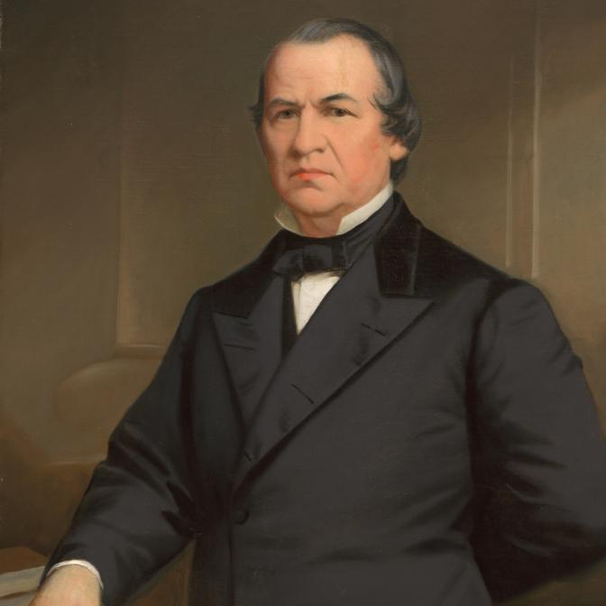 Andrew Johnson (1808-1875)