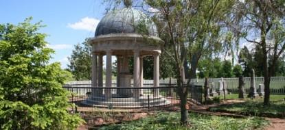 Rachel's garden, The Hermitage
