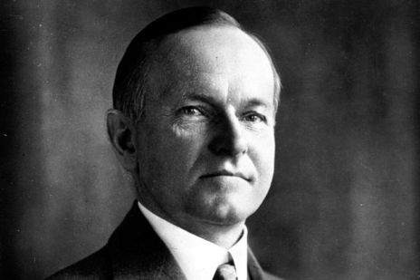 Calvin Coolidge (1872-1933)