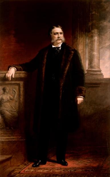 Chester Arthur (1829-1886)