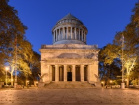 The Grant Tomb, where the bodies of President and Mrs. Grant rest, Manhattan, New York.