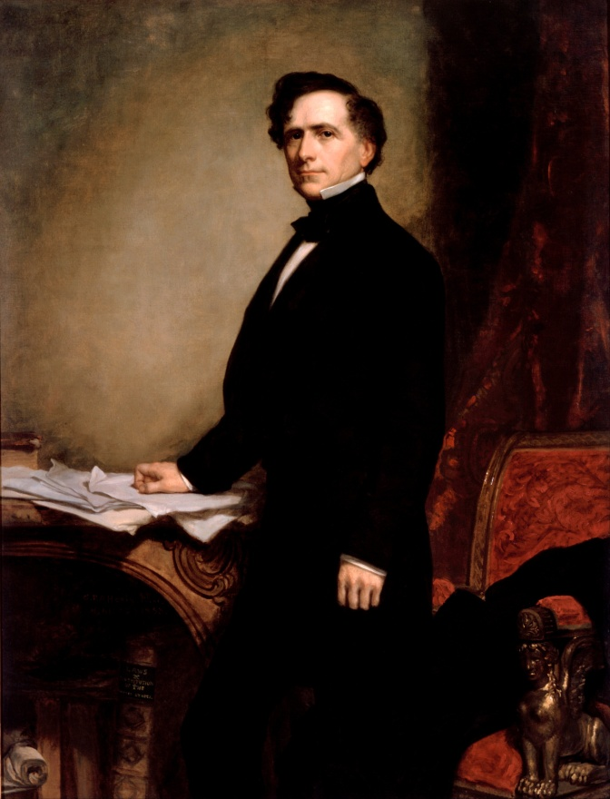Franklin Pierce (1804-1869)