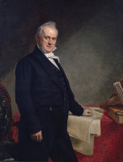 James Buchanan (1791-1868)