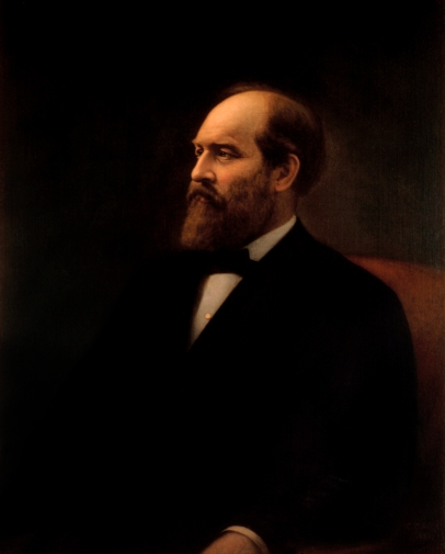 James Garfield (1831-1881)